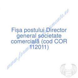 Director general societate...