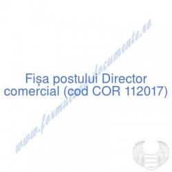 Director comercial (cod COR...