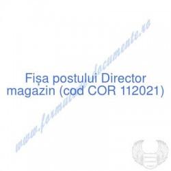 Director magazin (cod COR...