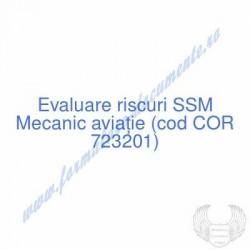 Mecanic aviaţie (cod COR...