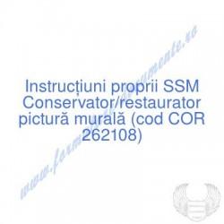 Conservator, restaurator...