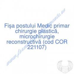 Medic primar chirurgie...