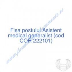 Asistent medical generalist...