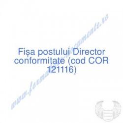 Director conformitate (cod...