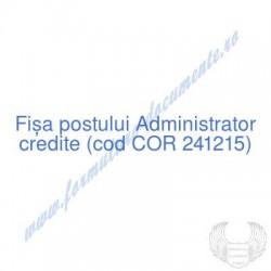Administrator credite (cod...