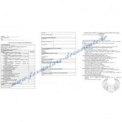 Fișă de evaluare a performanțelor individuale pentru Operator la instalaţiile din centrale electrice (cod COR 313101)