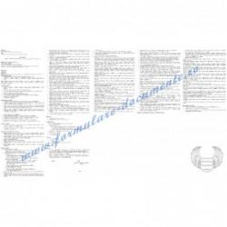 Fișa postului pentru Contabil (cod COR 331302)