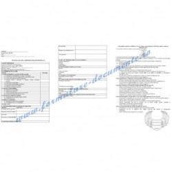 Fișă de evaluare a performanțelor individuale pentru Agent de vânzări (cod COR 332203)