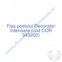 Decorator interioare (cod...