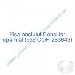 Consilier eparhial (cod COR...