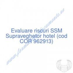 Supraveghetor hotel (cod...