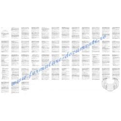 Regulament intern pentru Activităţi de inginerie şi consultanţă tehnică legate de acestea (cod CAEN 7112)
