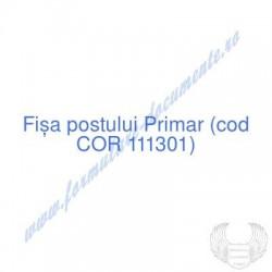 Primar (cod COR 111301) -...