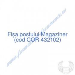 Magaziner (cod COR 432102)...