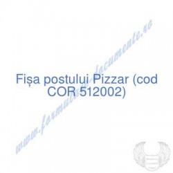 Pizzar (cod COR 512002) -...