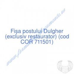 Dulgher (exclusiv...