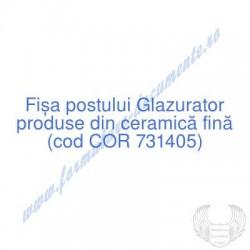 Glazurator produse din...