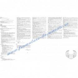 Fișa postului Excavatorist pentru excavatoare cu rotor de mare capacitate (cod COR 811106)