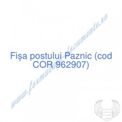 Paznic (cod COR 962907) -...