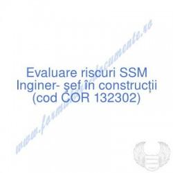 Inginer- şef în construcţii...