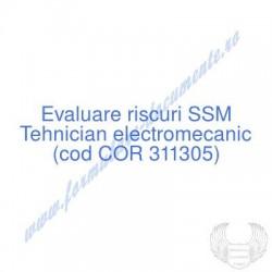 Tehnician electromecanic...