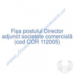 Director adjunct societate...